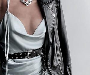fashion, chic, and dress image