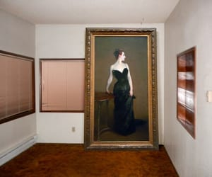 John Singer Sargent and great art in ugly rooms image