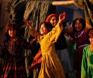 afghan, girls, and pakistan image