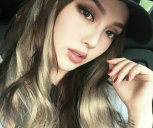 asian girl, beautiful, and girls image