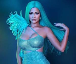 blue, kardashian, and jenners image