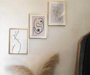 artist, artwork, and beige image