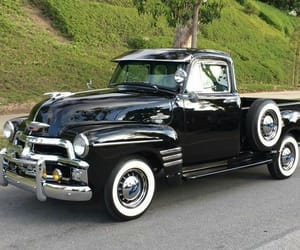 beauty, black, and chevrolet image