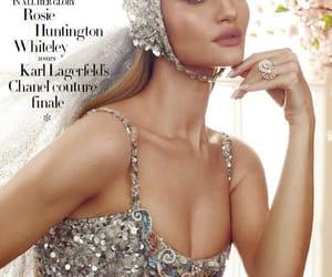 fashion, fashion magazine, and rosie huntington-whiteley image