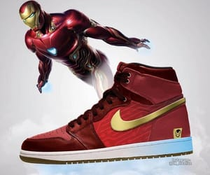 Avengers, tony stark, and iron man image