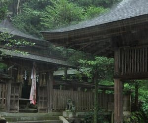 house, japanese house, and japan image