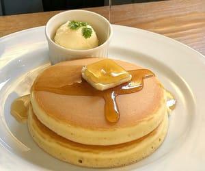 breakfast, food, and pancakes image