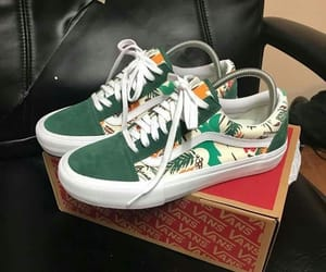 green, style, and sneakers image