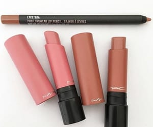 beauty, pink, and cosmetic image