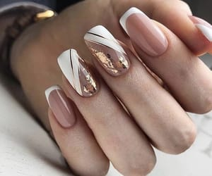 beauty, nails art, and chic image