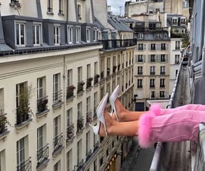fancy, heels, and paris image