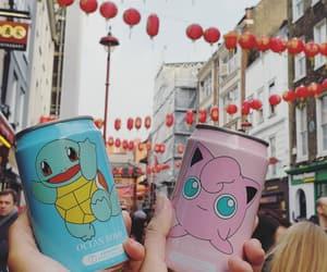 chinatown, jigglypuff, and london image
