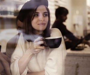 beret, black, and cafe image