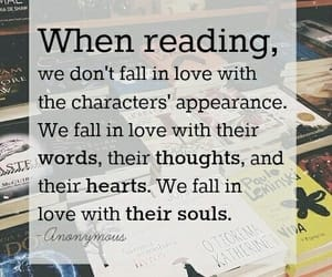 book, read, and characters image