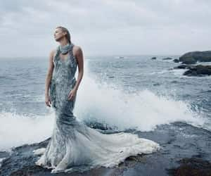 ocean view and charlize theron. image