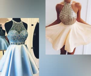 dazzle, prom dresses, and twinkle image