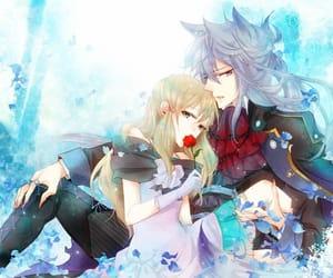 anime art and otome game image