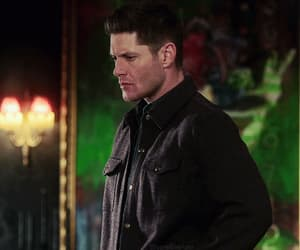 dean winchester, gif, and Jensen Ackles image