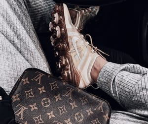 Louis Vuitton, nike, and shoes image
