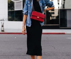 blogger, chanel, and ootd image