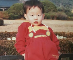 5hinee, lee jinki baby, and baby onew image