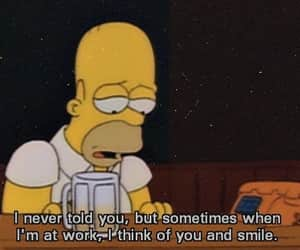 simpsons, homer, and the simpsons image