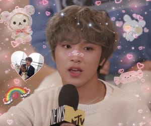 hearts, soft edit, and donghyuck image