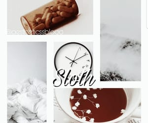 aesthetic, edit, and sloth image
