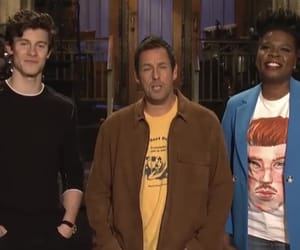 adam sandler, snl, and shawn mendes image