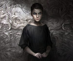 bone, charlie-bowater, and fantasy image