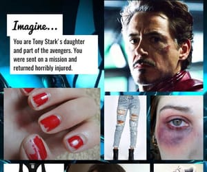 Marvel daughter imagines