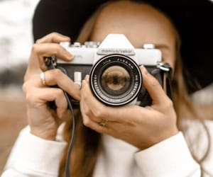 photography and girl image