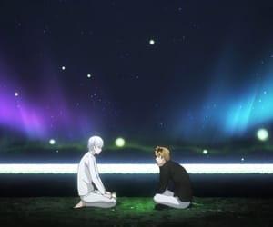 anime, horror anime, and tokyo ghoul image
