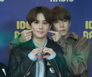 handsome, jungwoo, and cute image