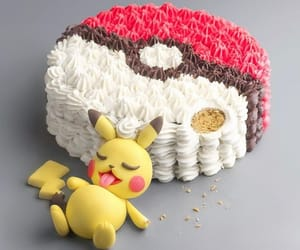 delicious, cake, and dessert image