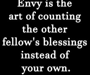 envy, life, and life lessons image