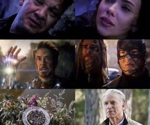 Avengers, heroes, and endgame image
