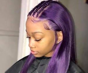 dye, Hot, and purple image