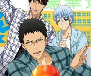 anime, kuroko no basket, and cute image