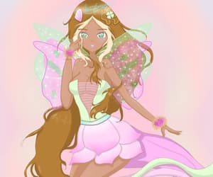 flora, winxfransformation, and winx image
