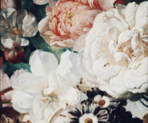 aesthetic, flowers, and wallpaper image