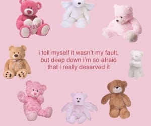 pink, sad, and aesthetic image