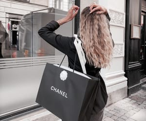 blonde, chanel, and chic image