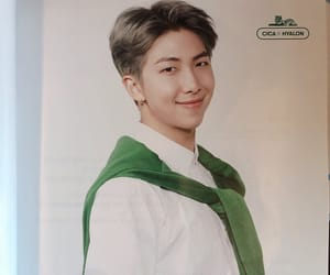 handsome, kpop, and rap monster image