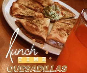food, quesadillas, and instagram image