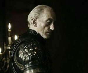game of thrones, charles dance, and house lannister image