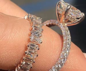 accessories, diamonds, and jewelry image