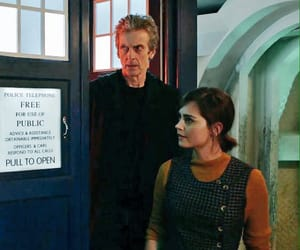 doctor who, the doctor, and twelve image