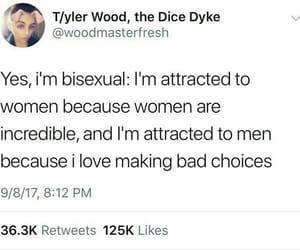 bi, bisexual, and bisexuality image