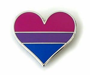 bi, lgbt, and bisexual image